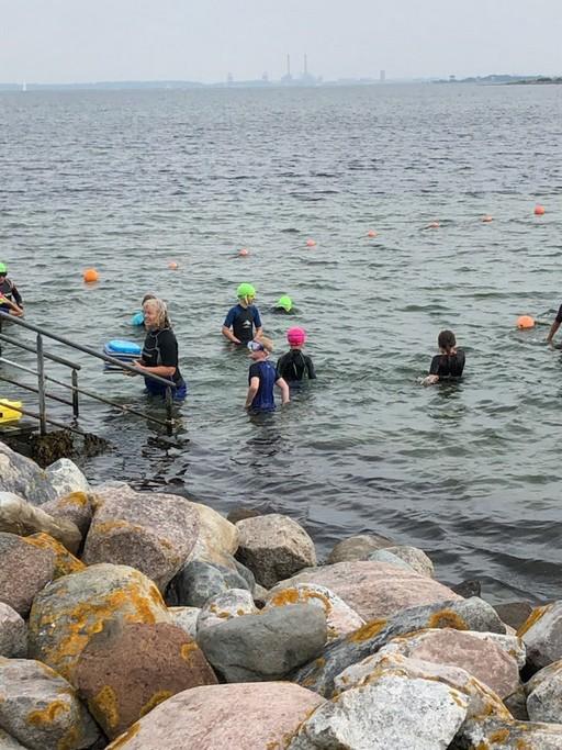Svømmeskole Omø 2021